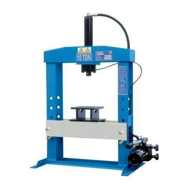 Presse idrauliche presse attrezzature per l 39 officina for Presse idrauliche usate per officina