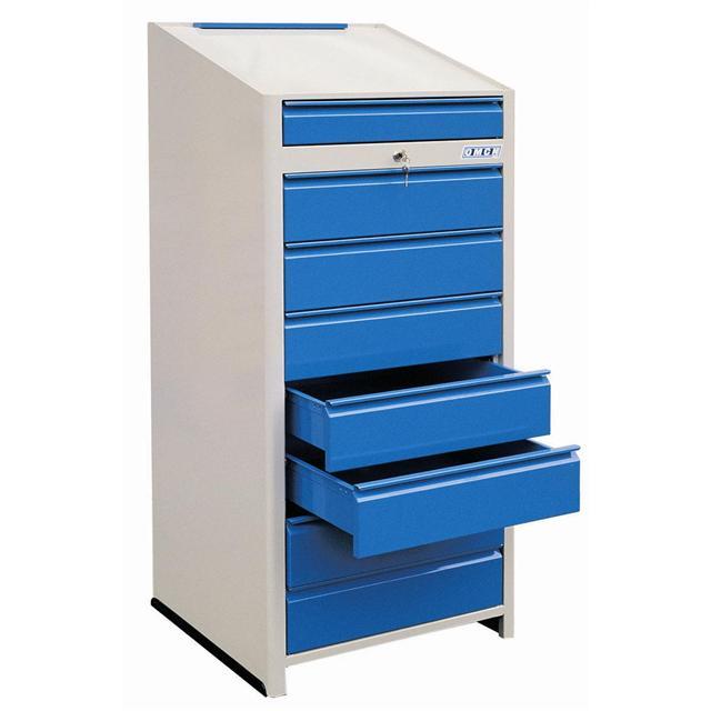 Omcn spa 1108 b scrivimpiedi completo di 8 cassetti for Omcn prezzi