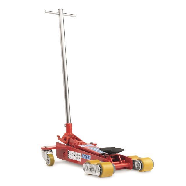 Omcn spa 1120 f sollevatore idraulico a carrello for Omcn prezzi