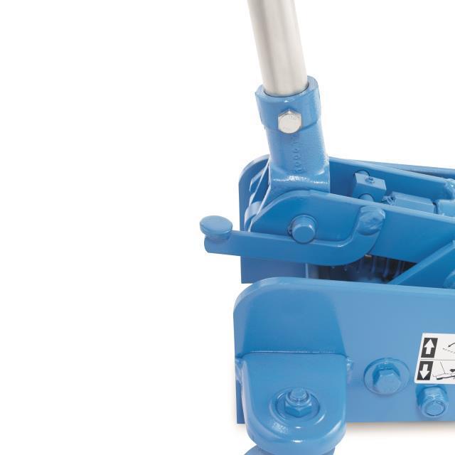 Omcn spa 112 a sollevatore idraulico a carrello for Omcn prezzi