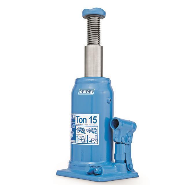 Omcn spa 128 sollevatore idraulico a bottiglia for Omcn prezzi