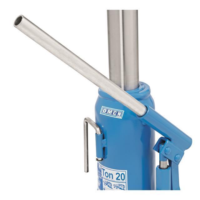 Omcn spa 129 sollevatore idraulico a bottiglia for Omcn prezzi