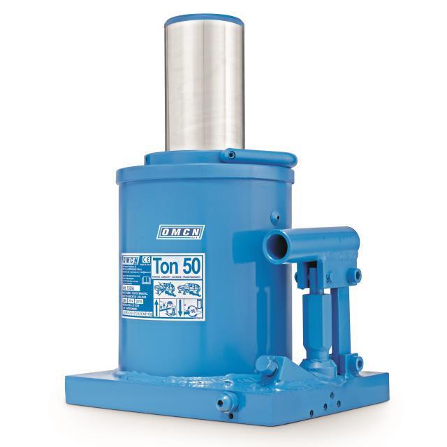 Omcn spa 130 a sollevatore idraulico a bottiglia for Omcn prezzi