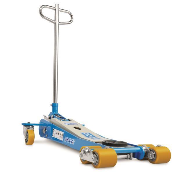 Omcn spa 3010 sollevatore idraulico a carrello for Omcn prezzi