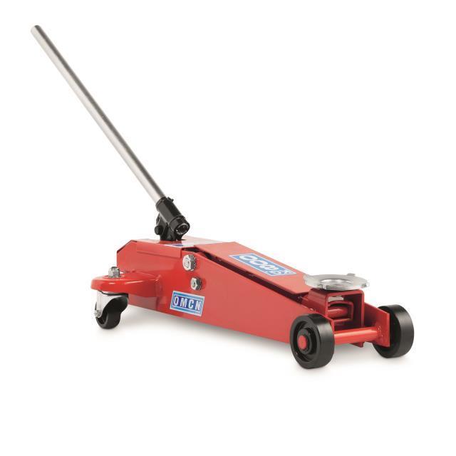 Omcn spa k 012 sollevatore idraulico a carrello for Cric idraulico a carrello professionale prezzi